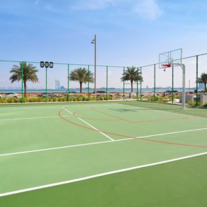 Tennisbane i Dubai