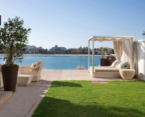 outdoor bed in Dubai | Scandinavian Sun