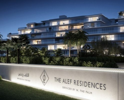 Alef Residences in Dubai