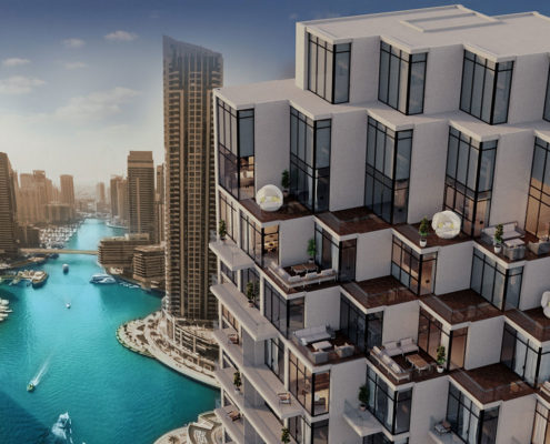 nice view - Dubai investment | Scandinavian Sun